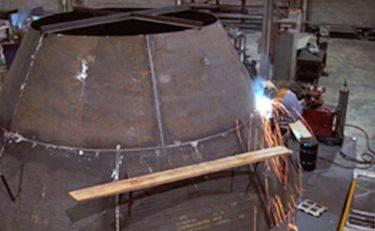 Custom Wear Resistant Fabrication & Rebuilds