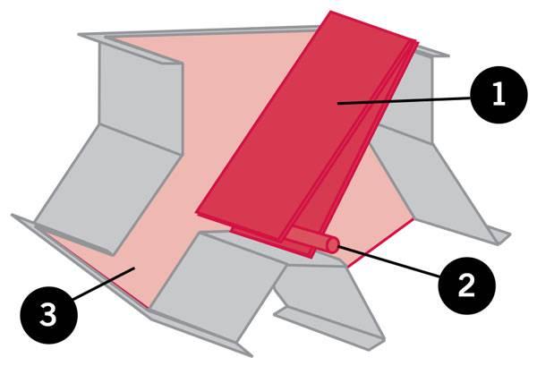 Diverter Replacement Parts