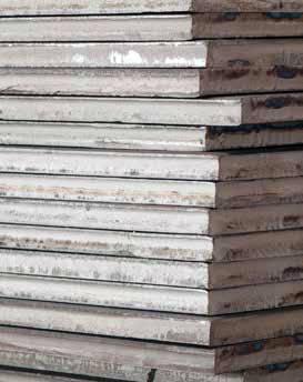 Man-Cro Abrasion Resistant Steel Plate Plate