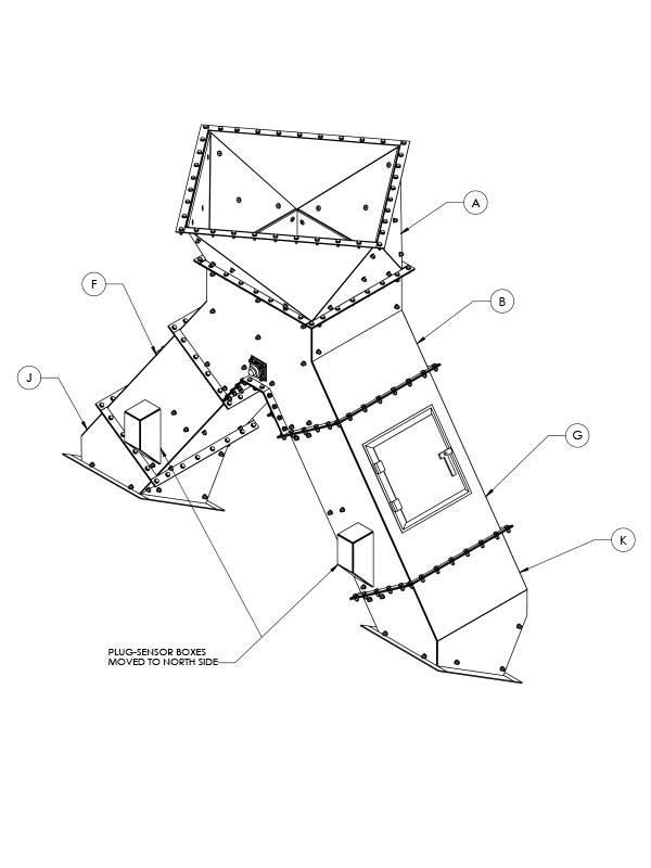 Material Chute Design
