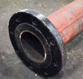SLS600 Wear Pipe