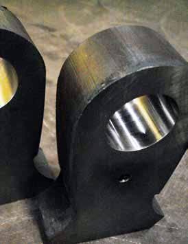SLS 14% Manganese Steel